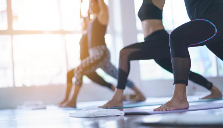 Yoga is alles. Yoga is niets.
