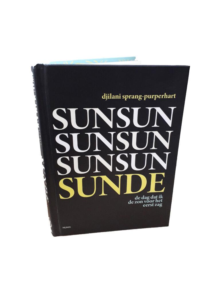 Boek Sunde verkoopfoto